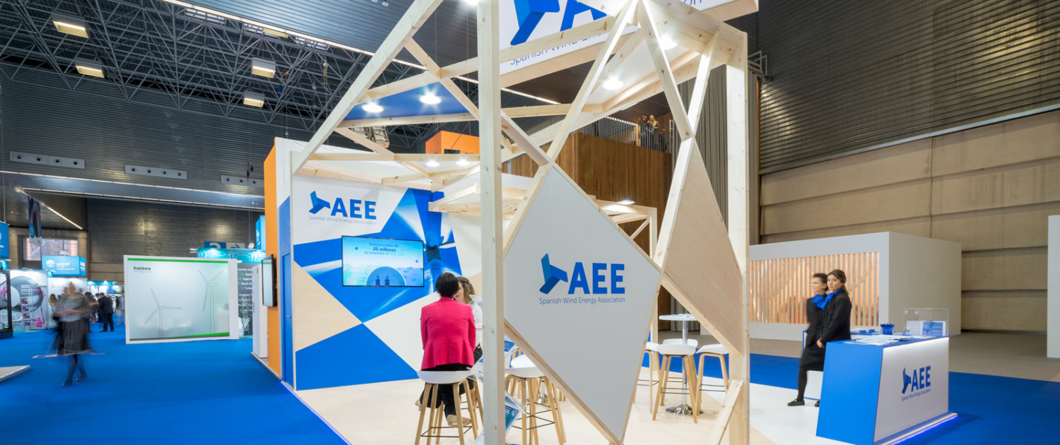 AAE Stand
