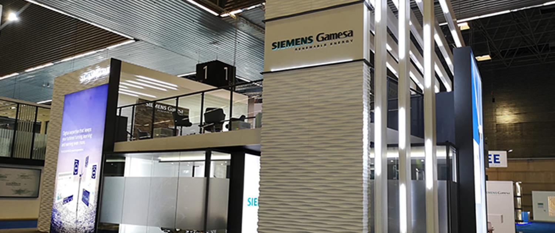 Stand Siemens Gamesa